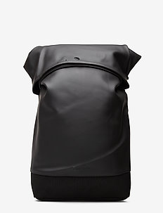 MALMO ROLLTOP - tassen - 010/black
