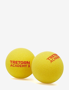 ACADEMY RED FOAM 2 PACK - träningsutrustning - yellow