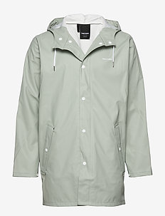 WINGS RAINJACKET - rainwear - 069/shadow gree