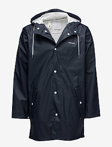 WINGS RAINJACKET - kläder - navy