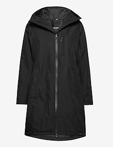 GALE PADDED - dun- & vadderade jackor - 010/black