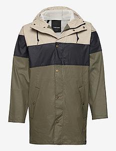 WINGS PLUS ECO - jakker og frakker - 005/sand/navy/f