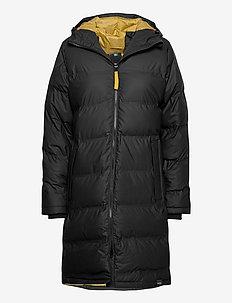 LUMI COAT - vinterfrakker - 010/black
