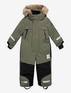 SAREK EXPEDITION OVERALL - vinterdress - 063/field green