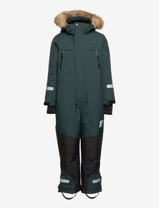 SAREK EXPEDITION OVERALL - snowsuit - 068/frosted gre