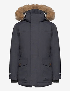 SAREK EXPEDITION PARKA - parkas - 084/dark navy