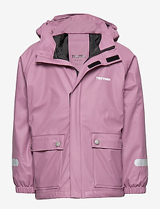 KIDS WINGS WINTER RAINJACKET - 052/BLUEBERRY M