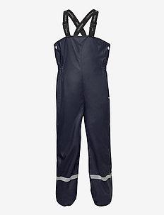 AKTIV FLEECE HIGHPANTS - shell & rain pants - 080/navy