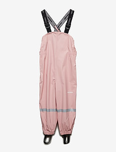 KIDS HIGH RAINPANT - bukser - 099/light rose