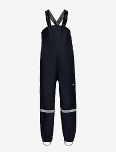 KIDS WINGS HIGH RAINPANTS - 080/navy