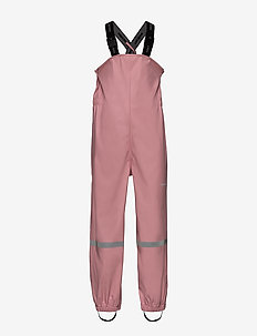 KIDS WINGS HIGH RAINPANTS - bukser - 099/light rose