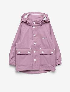 KIDS WINGS RAINCOAT - jackets - 052/blueberry m