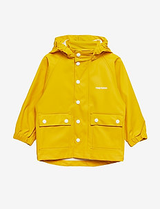 KIDS WINGS RAINCOAT - jackets - 078/spectra yel