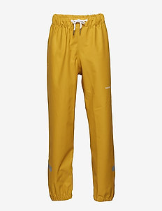 KIDS LOW  RAINPANT - trousers - 078/spectra yel
