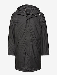 WINGS MONOCROME PADDED - regenkleding - 011/jet black