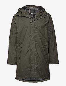 WINGS MONOCROME PADDED - vêtements de pluie - 066/black olive