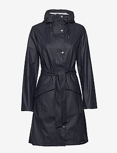 INDRA RAINCOAT - trenchcoats - 080/navy