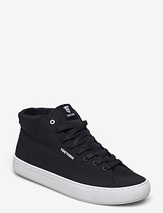 TOURNAMENT HI OCEAN NET - höga sneakers - 010/black