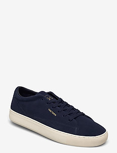 TOURNAMENT SUEDE - baskets basses - 080/navy