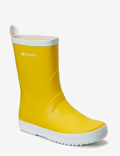 WINGS - schoenen - yellow