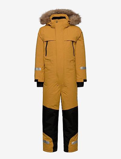 SAREK EXPEDITION OVERALL - snowsuit - 072/harvest