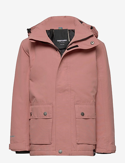 CLART PARKA - insulated jackets - 090/ash rose