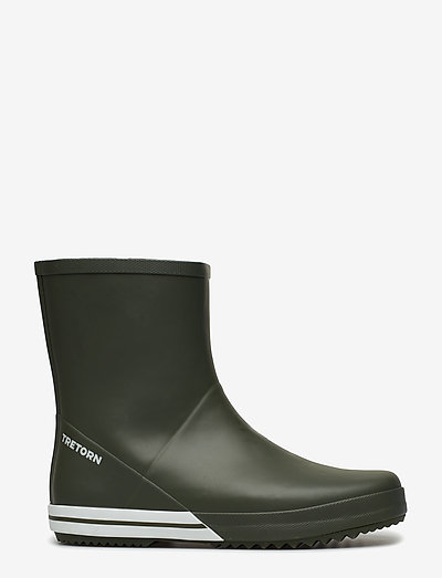 BASIC MID - boots - 067/forest gree