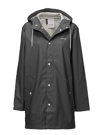 WINGS RAINJACKET - 049/STEEL GREY
