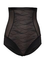 Airy Sensation Highwaist Panty 01 - BLACK