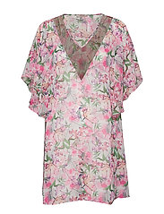 Triumph Delicate Flowers Tunic - PINK - LIGHT COMBINATION