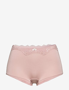 Touch of Modal Short - hipster & hotpants - mauve rose
