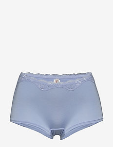 Touch of Modal Short - hipster & hotpants - wedgewood blue