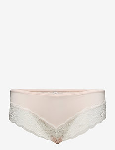 Lovely Micro Hipster - culotte taille basse - orange highlight