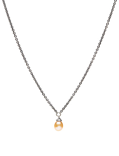 Fantasy Necklace with Rosa Pearl - PINK