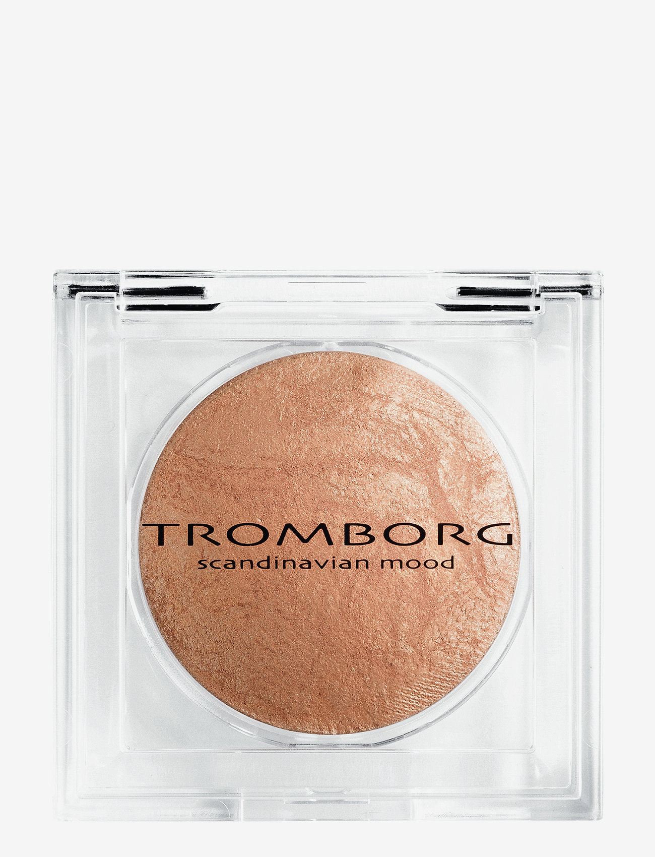 Tromborg - Baked Mineral Eye Shadow #Tephra - Ögonskugga - #tephra - 0