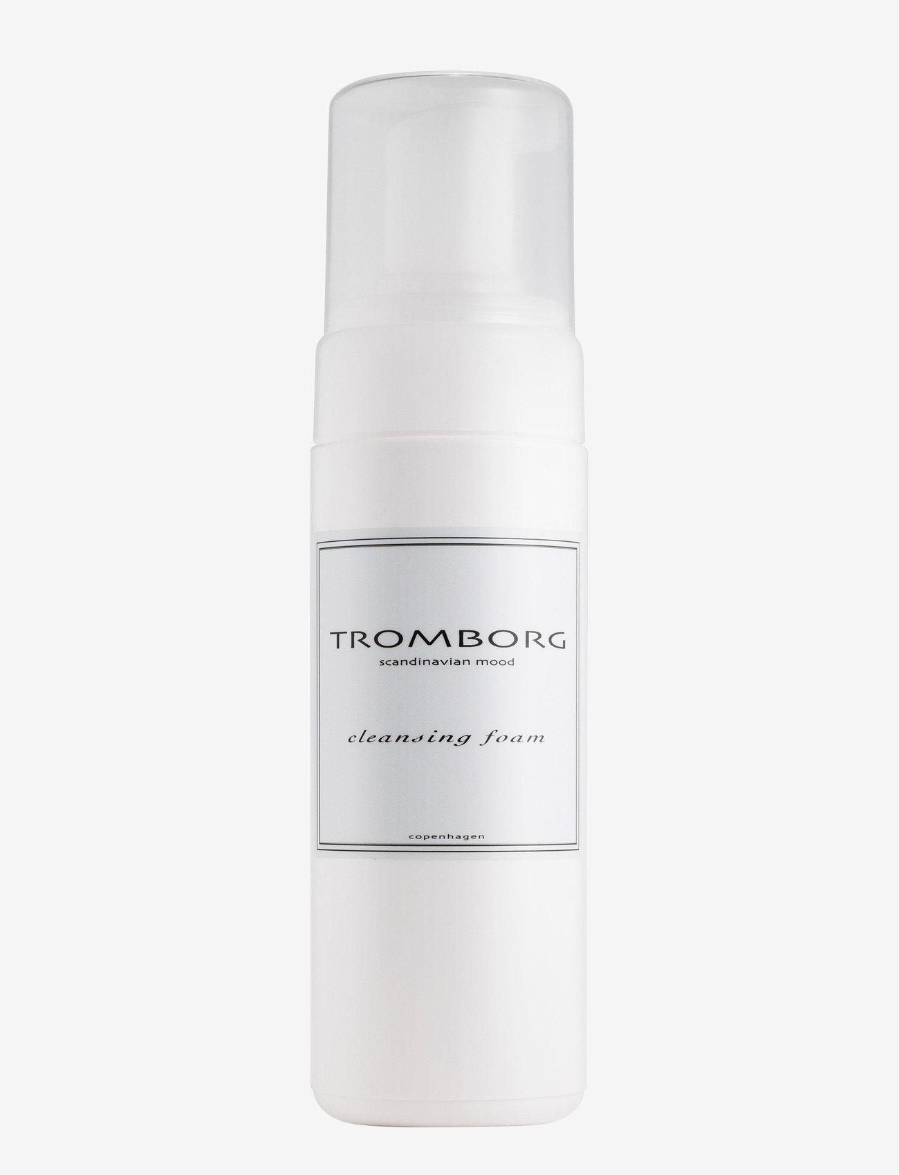 Tromborg - Cleansing Foam - kuorinta - no colour - 0