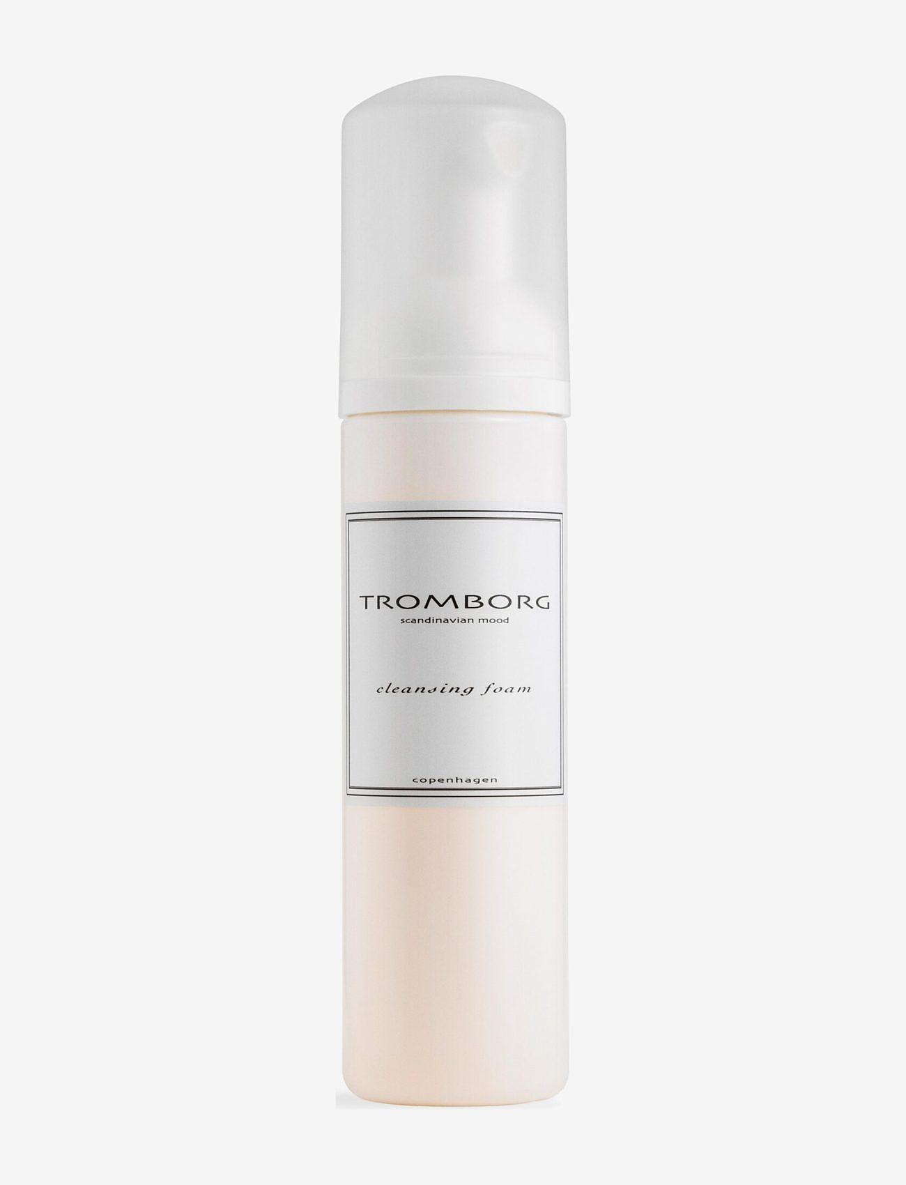 Tromborg - Cleansing Foam Travel Size - kuorinta - no colour - 0