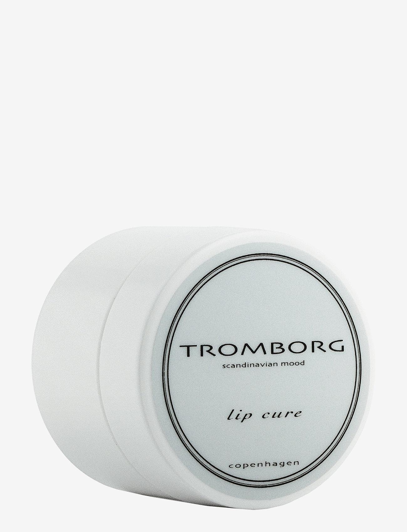 Tromborg - Lip Cure - leppepomade - no colour - 0
