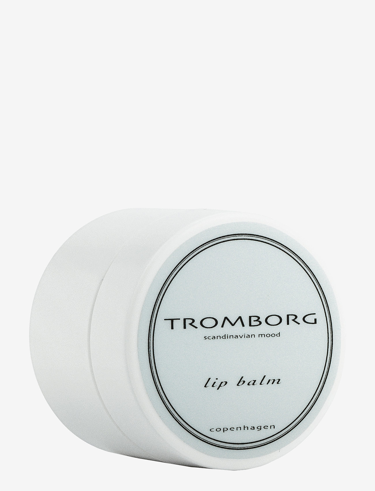 Tromborg - Lip Balm - läppvård - no colour - 0