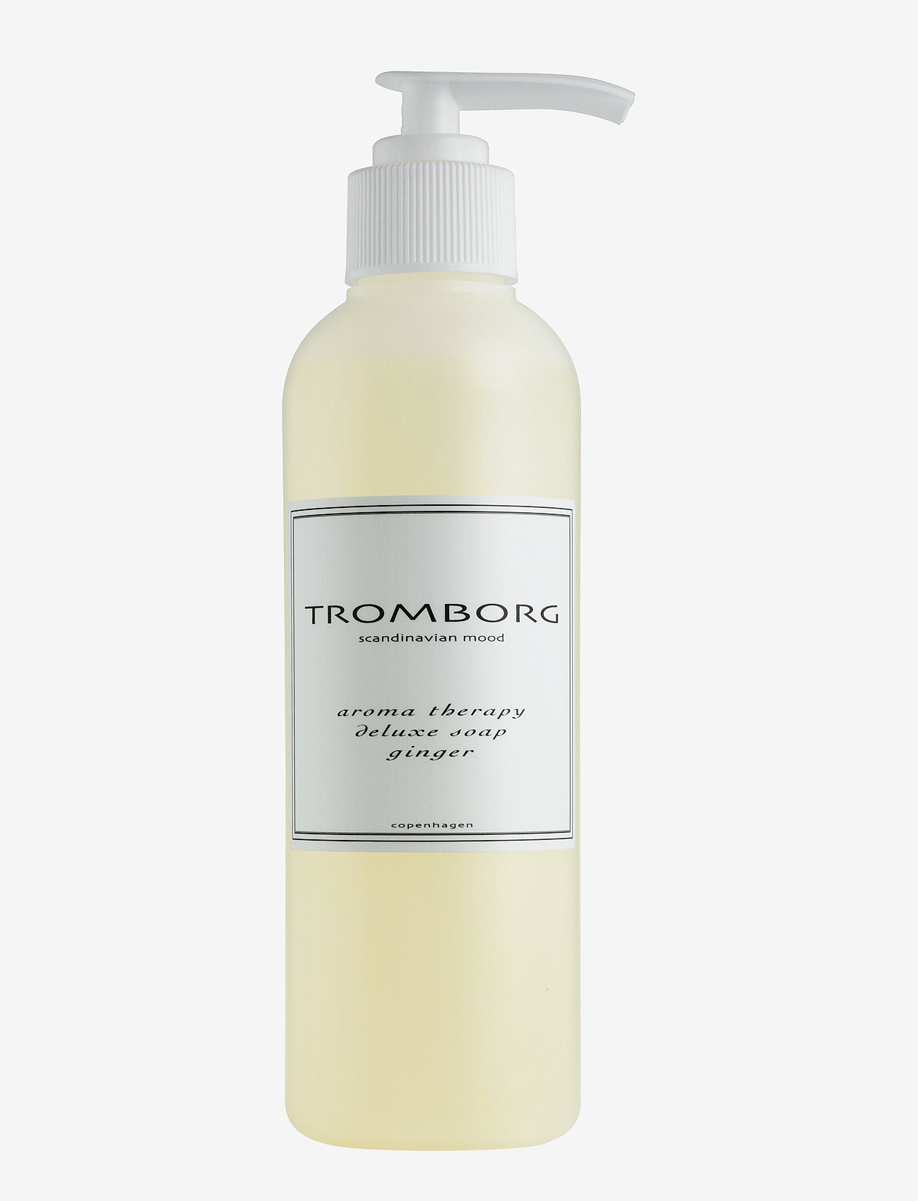Tromborg - Aroma Therapy Deluxe Soap Ginger - suihkugeeli - no colour - 0