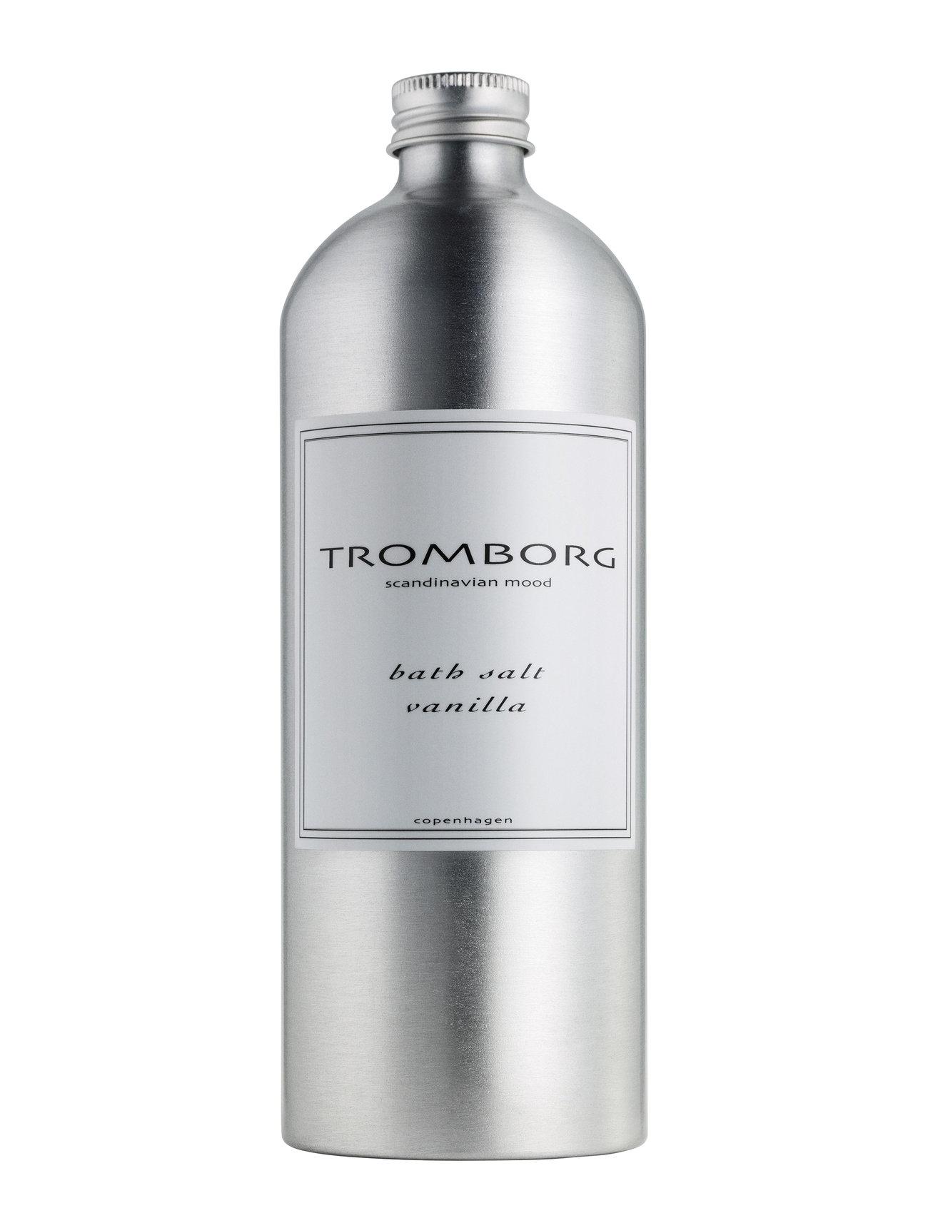 Tromborg Bath Salt Vanilla - NO COLOUR