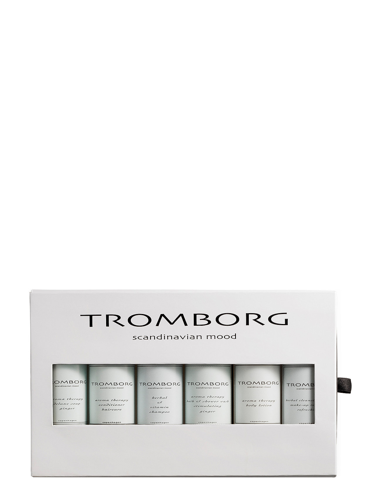 Tromborg Travel Kit or Try Me - NO COLOUR