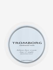 Tromborg - Deluxe Face Cream Day & Night Moisturizer - dagkräm - no colour - 0
