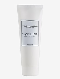 Aroma Therapy Deluxe Herbal Foot Cream - NO COLOUR