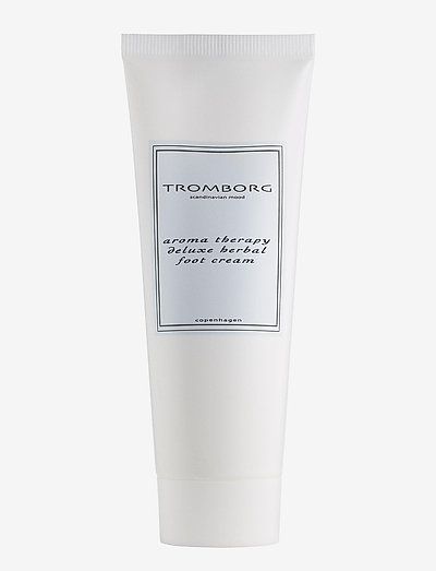 Aroma Therapy Deluxe Herbal Foot Cream - håndcreme & fodcreme - no colour