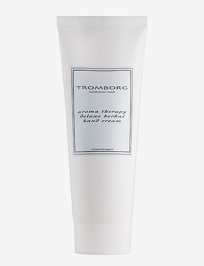 Aroma Therapy Deluxe Herbal Hand Cream - NO COLOUR