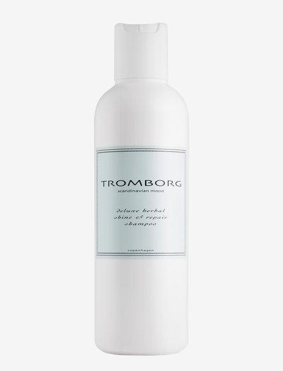 Deluxe Herbal Shine & Repair Shampoo - shampoo - no colour