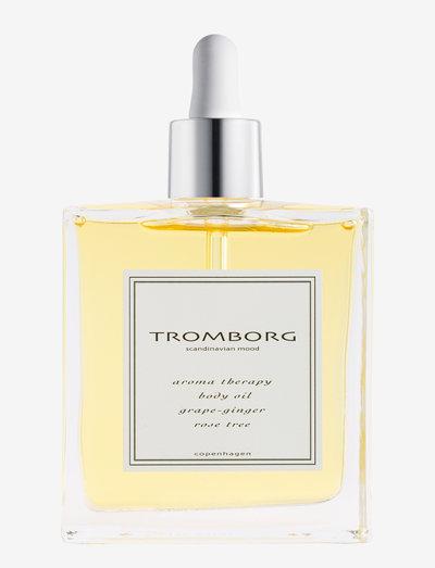 Aroma Therapy Body Oil Grape-Ginger - kroppsolja - no colour