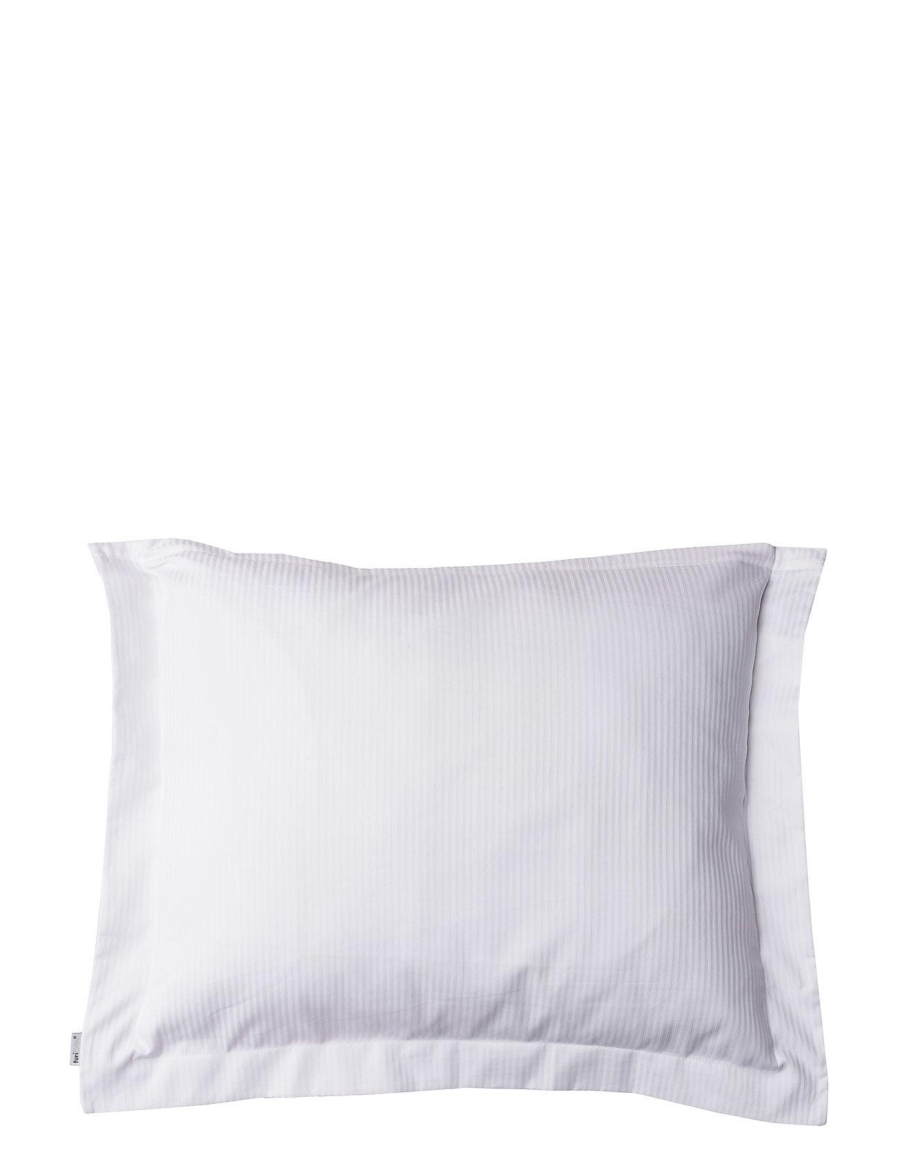 Turiform Turistripe Pillowcase - WHITE