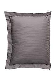 Turistripe Pillowcase - DARK GREY